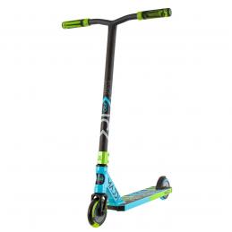 Freestyle koloběžka MGP Madd Gear Kick Pro   BLUE-GREEN