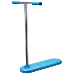 Trampscoot INDO PRO Trampolínová koloběžka 750mm | BLUE