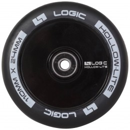 Kolečko LOGIC Hollow Lite 110mm | 608RS | ABEC-11 | BLACK