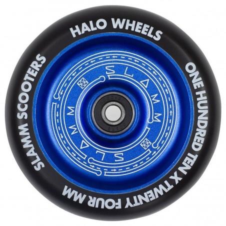 Kolečko SLAMM Halo 110mm | 88A | ABEC-9 | BLUE