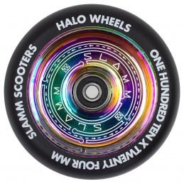 Kolečko SLAMM Halo 110mm | 88A | ABEC-9 | NEOCHROME