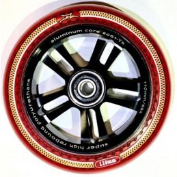 Kolečko AO Mandala 110mm | 88A | ABEC-9 | RED