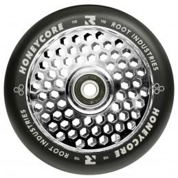 Kolečko ROOT HoneyCore 110mm | ABEC-11 | BLACK-MIRROR