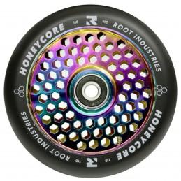 Kolečko ROOT HoneyCore 110mm | ABEC-11 | BLACK-ROCKET FUEL