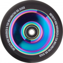 Kolečko INFINITY Hollowcore V2 110x24mm | 88A | ABEC-9 | NEOCHROME