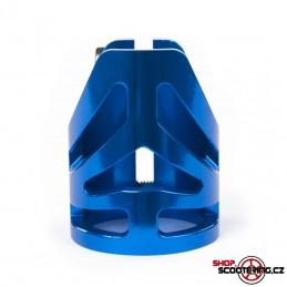 Objímka DISTRICT Triple Clamp 34,9mm|BLUE MAGIC