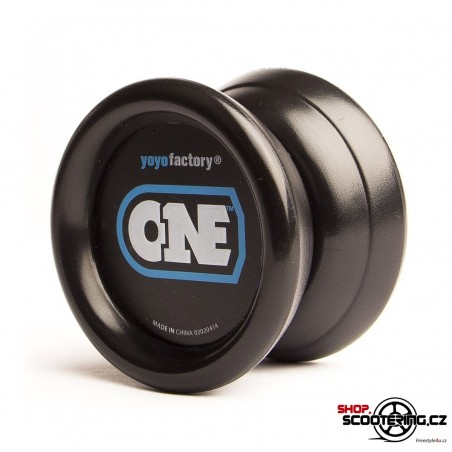 YOYO YOYOFACTORY ONE + LOŽISKO BOX BLACK