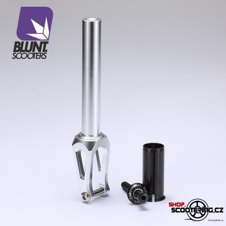Vidlice BLUNT CNC V2 IHC 100-125mm  SILVER