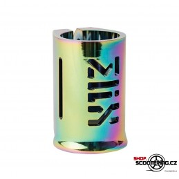Objímka MGP MADD GEAR MFX X3 COBRA - NEO CHROME 34,9mm Triple Clamp