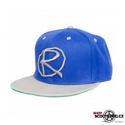 Kšiltová čepice RAMPWORX Cap BLUE Snapback