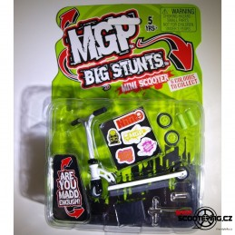 Koloběžka Finger MGP MADD GEAR WHITE (hračka)