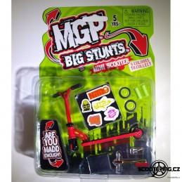 Koloběžka Finger MGP MADD GEAR RED (hračka)