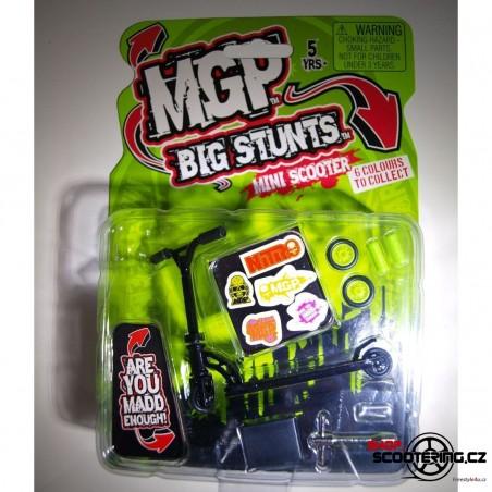 Koloběžka Finger MGP MADD GEAR BLACK (hračka)
