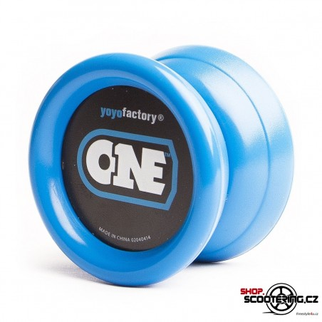 YOYO YOYOFACTORY ONE BLISTER BLUE
