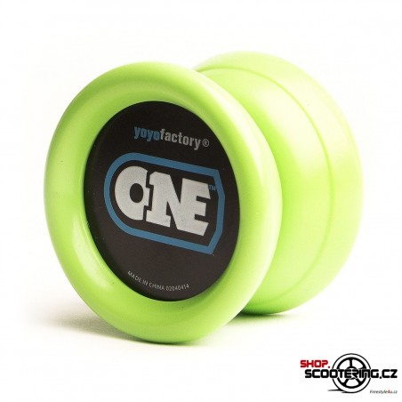 YOYO YOYOFACTORY ONE BLISTER GREEN