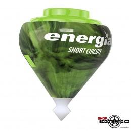 Káča Spin Top SHORT CIRCUIT GREEN