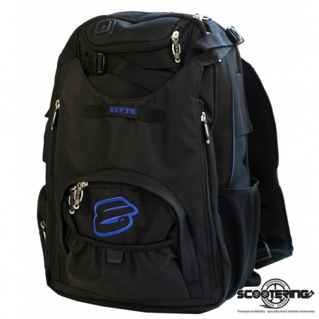 Batoh ELYTS Backpack BLACK/BLUE