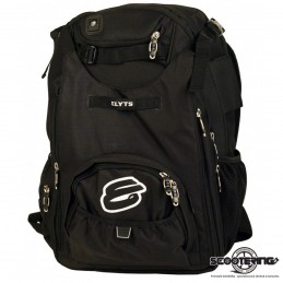 Batoh ELYTS Backpack BLACK/WHITE