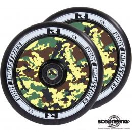 Kolečko ROOT INDUSTRIES Air CAMOFLAGE | 110mm, ABEC-11