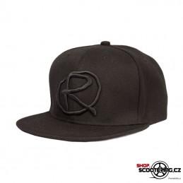 Kšiltová čepice RAMPWORX Cap Black Snapback