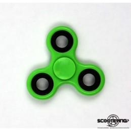 FIDGET SPINNER| GREEN-BLACK