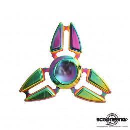 Spinner METALLIC Rainbow 3 ramena