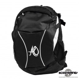 Batoh AO Backpack | BLACK-GREY