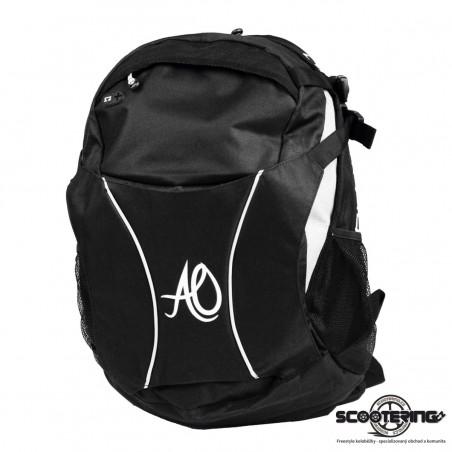 Batoh AO Backpack | BLACK-GREY