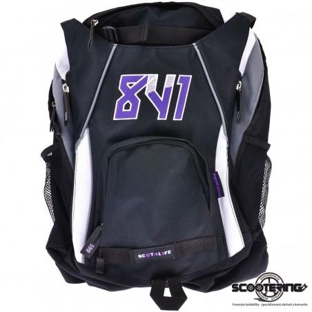 Batoh 841 Backpack| BLACK
