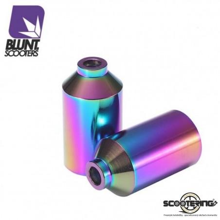 Pegy BLUNT ALU 26x50mm | sada 2ks | OIL SLICK