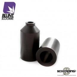 Pegy BLUNT ALU 26x50mm | sada 2ks | BLACK