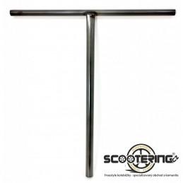 Řidítka ZKOOT T Bars Transparent Black|SCS|Ocel