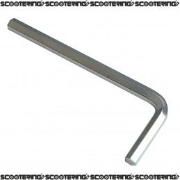 Klíč Imbusový| rozměr 78 x 28mm| velikost 5mm