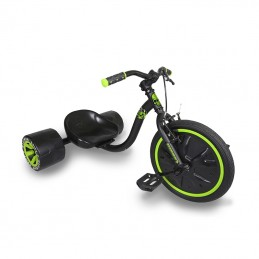 Driftovací tříkolka MGP Trike Mini Drift | BLACK-GREEN