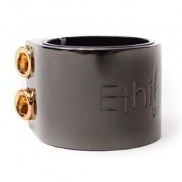 Objímka ETHIC Alu 32/35mm   BLACK CHROME