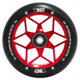 Kolečko BLUNT Diamond 110mm | ABEC-9 | RED