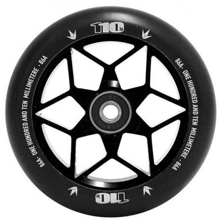 Kolečko BLUNT Diamond 110mm   ABEC-9   BLACK
