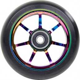 Kolečko ETHIC Incube Rainbow 100mm | ABEC-9 | NEOCHROME