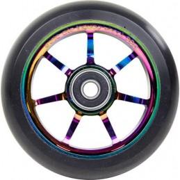 Kolečko ETHIC Incube Rainbow 100mm|ABEC-9| NEOCHROME