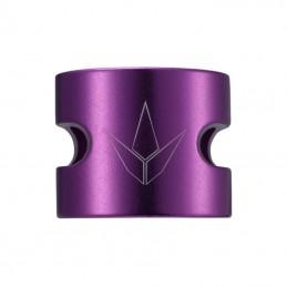 Objímka BLUNT 2 Bolts Twin Slit 32/35mm| PURPLE