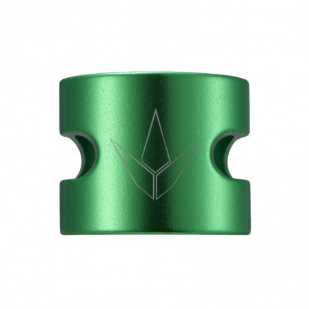 Objímka BLUNT 2 Bolts Twin Slit 32/35mm | GREEN