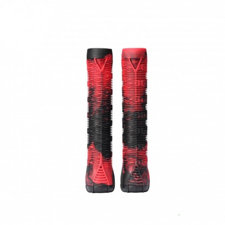 Gripy BLUNT V2 160mm | RED-BLACK