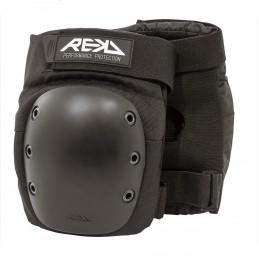 Chrániče REKD Ramp Knee Pad RKD620 | Velikosti XS/S/M/L/XL | BLACK