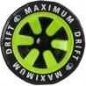 Náhradní zadní kola (2ks) pro driftovací tříkolku od MGP Madd Gear. Specifikace: odolný plast, pruměr 21 cm, šířka 15 cm