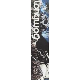 Griptape LONGWAY Pro Scooter 120x530mm  BLACK