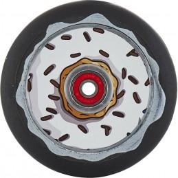 Kolečko CHUBBY Dohnut Melocore 110mm|ABEC-9| OREO-WHITE