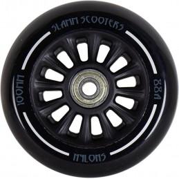 Kolečko SLAMM Ny-Core 100mm| ABEC-9| BLACK-BLACK