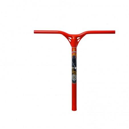 Řidítka BLUNT REAPER V2|600x600|Hliník|BLOOD ORANGE