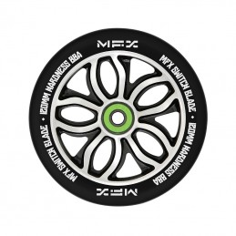 Kolečko MGP MFX RWilly Switchblade|120mm|K-3 Abec 11 Chrome|BLACK