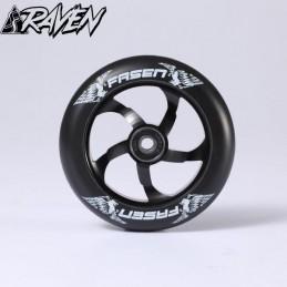 Kolečko FASEN Raven|110mm|ABEC-9| BLACK